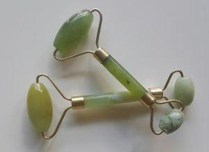 Nefriidist, Jadeiidist massaažiroller näole ja kehale