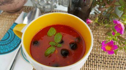 Hispaaniapärane tomatisupp